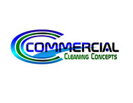 Commercial Cleaning Concepts Logo - Entry #61