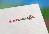 Watchman Surveillance Logo - Entry #134