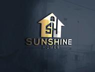 Sunshine Homes Logo - Entry #300
