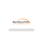 Revolution Roofing Logo - Entry #357