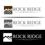 Rock Ridge Wealth Logo - Entry #302