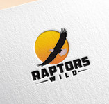 Raptors Wild Logo - Entry #227