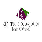 Regina Gordon Law Office  Logo - Entry #44