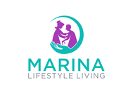 Marina lifestyle living Logo - Entry #114