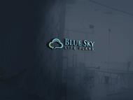Blue Sky Life Plans Logo - Entry #92