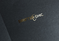 Drifter Chic Boutique Logo - Entry #349