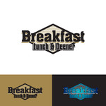 Breakfast Lunch & Deener Logo - Entry #1