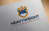 Heavyweight Jiujitsu Logo - Entry #114