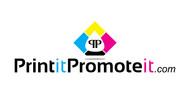 PrintItPromoteIt.com Logo - Entry #254