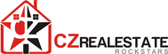 CZ Real Estate Rockstars Logo - Entry #168
