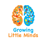 Growing Little Minds Early Learning Center or Growing Little Minds Logo - Entry #142