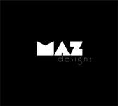 Maz Designs Logo - Entry #386