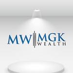 MGK Wealth Logo - Entry #369