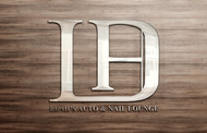 Leah's auto & nail lounge Logo - Entry #215