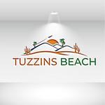 Tuzzins Beach Logo - Entry #322