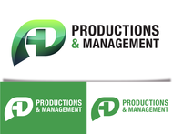 Corporate Logo Design 'AD Productions & Management' - Entry #97