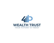 4P Wealth Trust Logo - Entry #175