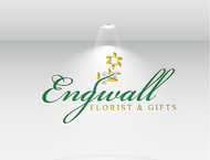 Engwall Florist & Gifts Logo - Entry #169