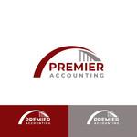Premier Accounting Logo - Entry #340