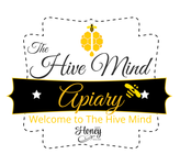 The Hive Mind Apiary Logo - Entry #100