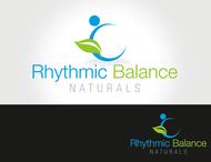 Rhythmic Balance Naturals Logo - Entry #29