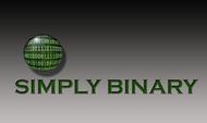 Simply Binary Logo - Entry #223