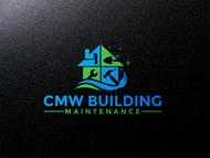 CMW Building Maintenance Logo - Entry #598