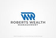 Roberts Wealth Management Logo - Entry #122
