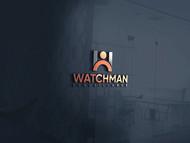 Watchman Surveillance Logo - Entry #262