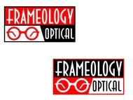 Frameology Optical Logo - Entry #82