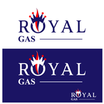 Royal Gas Logo - Entry #173