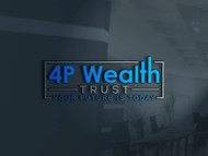 4P Wealth Trust Logo - Entry #236