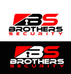 Brothers Security Logo - Entry #75