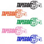 Tapegoat Logo - Entry #10