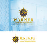 Warner Financial Group, Inc. Logo - Entry #63