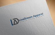 LiveDream Apparel Logo - Entry #183
