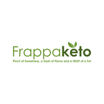 Frappaketo or frappaKeto or frappaketo uppercase or lowercase variations Logo - Entry #111