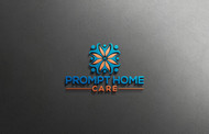 Prompt Home Care Logo - Entry #17