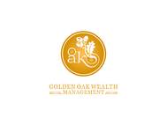 Golden Oak Wealth Management Logo - Entry #95