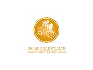 Golden Oak Wealth Management Logo - Entry #95