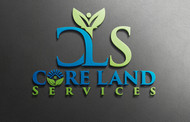 CLS Core Land Services Logo - Entry #114