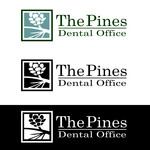 The Pines Dental Office Logo - Entry #90