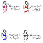 Jasmine's Night Logo - Entry #285