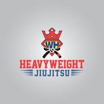 Heavyweight Jiujitsu Logo - Entry #192