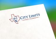 City Limits Vet Clinic Logo - Entry #140
