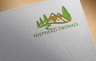 Shepherd Drywall Logo - Entry #363