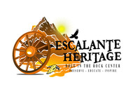 Escalante Heritage/ Hole in the Rock Center Logo - Entry #71