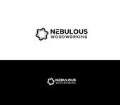 Nebulous Woodworking Logo - Entry #190