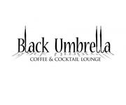 Black umbrella coffee & cocktail lounge Logo - Entry #94