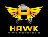 Hawk Private Investigations, Inc. Logo - Entry #81